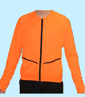 LS Fluro Orange